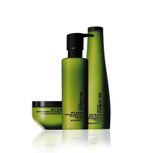 HAIRCARE SILK BLOOM GAMME