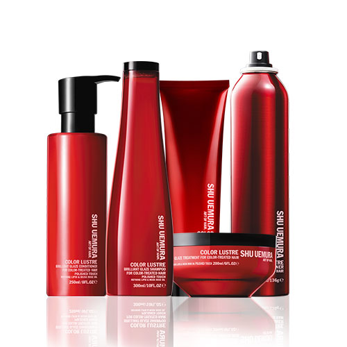 HAIRCARE COLOR LUSTRE GAMME
