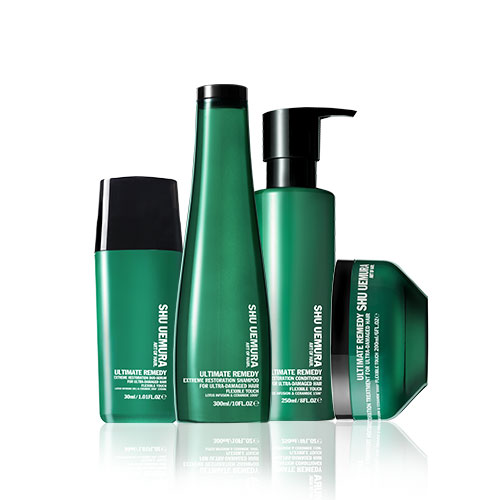 HAIRCARE GAMME ULTIMATE REMEDY
